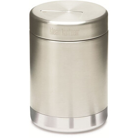 Klean Kanteen Food Canister Insulated 16oz (473 ml) Brushed Stainless